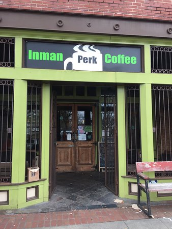 Inman Perk Coffee