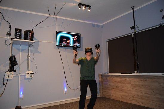 VR Studio - Cyber Strefa