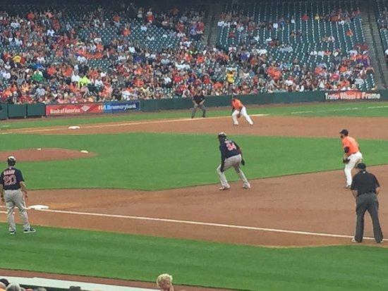 Photo of Baseball Stadium Minute Maid Park at 501 Crawford St, Houston, TX 77002, United States
