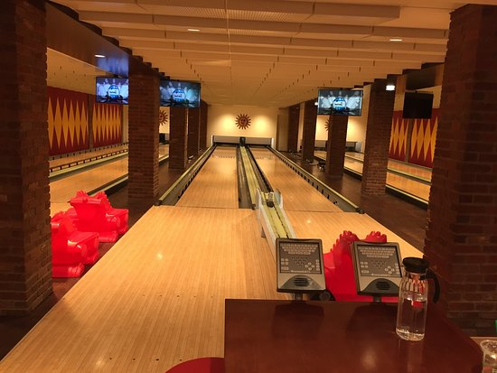 Sun Valley, ID: Lodge Bowling Alley