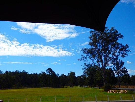 Boonah, Australien: the view