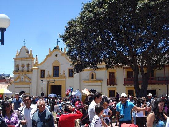 Bojaca, Kolumbia: Santuario de Nuestra Señora de la Salud