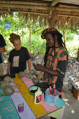 Punta Gorda, Belize: Maroon Creole Drum School