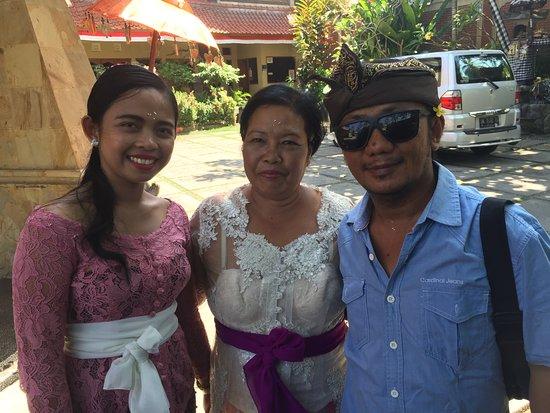 Pekutatan, Indonesia: Some of the amazing staff