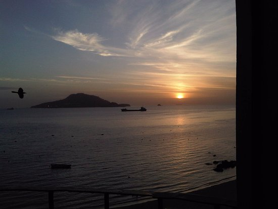 Vereda Tropical Hotel: View of the Sunrise from our room