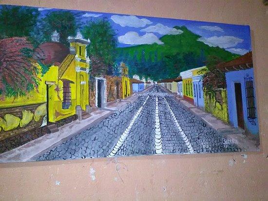 Central Falls, Rhode Island: Antigua Guatemala