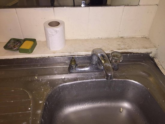 Bathroom Sinks Edinburgh bathroom sink. - picture of boutique backpackers, edinburgh