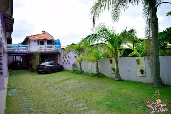 Ibiraquera, SC: Estacionamento Interno