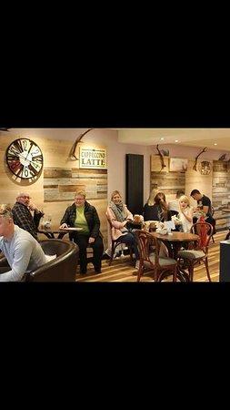 Newtonmore, UK: opening