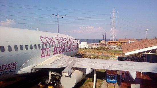avion de excibicion マナグア puerto salvador allendeの写真