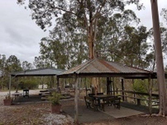 Murgon, ออสเตรเลีย: BBQ area
