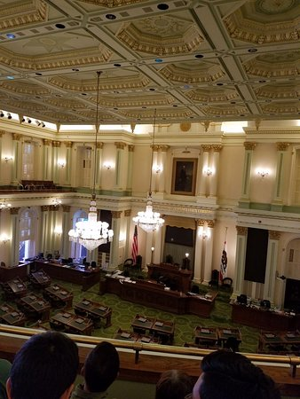 California State Capitol and Museum: 20170312_151645_large.jpg