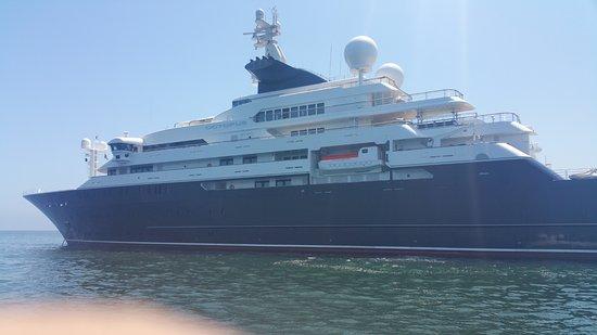"Catamaran Charters: Iate ""Octopus"", de Paul Allen, CEO da Microsoft"