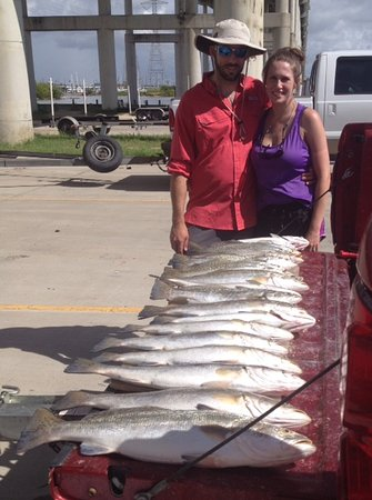 Get the net fishing charters kemah 2018 all you need for Galveston bay fishing charters