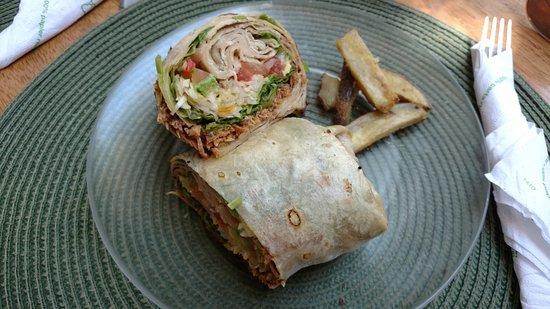 Robin's: Pork Adobo Wrap