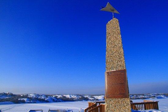 Bush Pilot's Monument