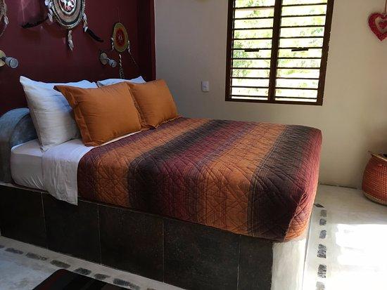 La Selva Mariposa: Best bed!