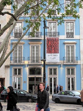 هيريتيج أفينيديا ليبرديد: Hotel from Avenida Liberdade