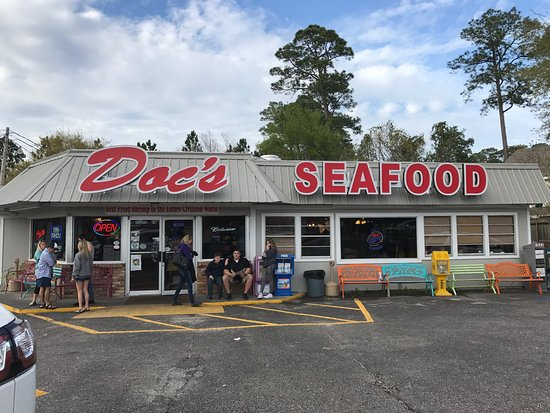 photo2.jpg - Picture of Doc's Seafood Shack and Oyster Bar ...