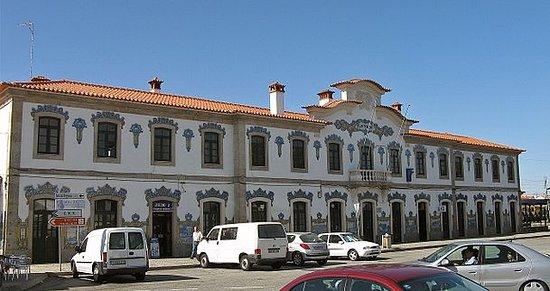 Estação Ferroviária de Vilar Formoso