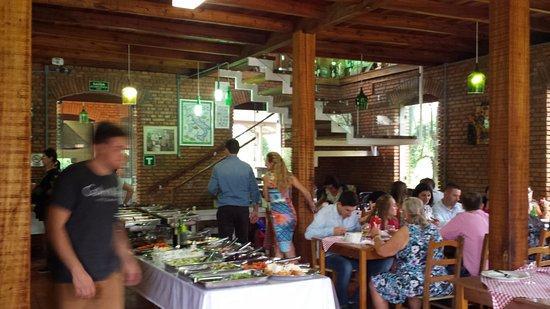 Marau, RS: Ambiente muito agradável