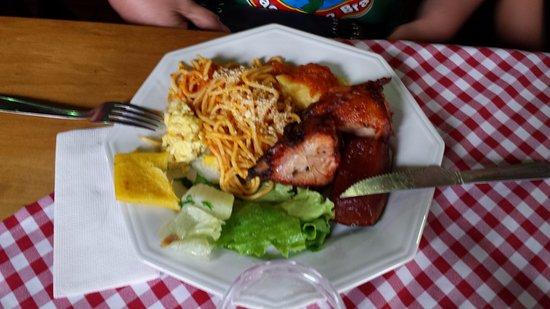 Marau, RS: Comida italiana deliciosa