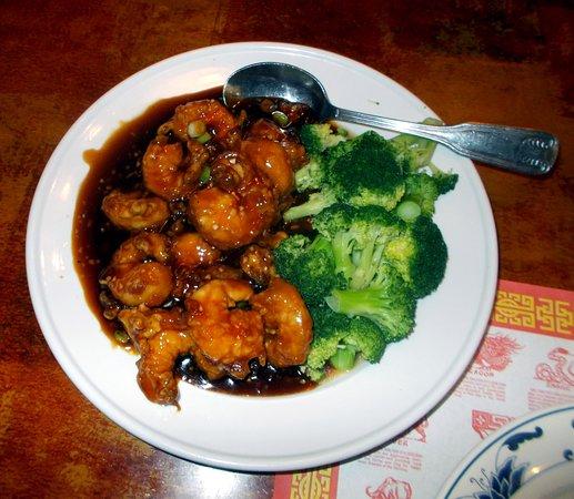 Culpeper, VA: General Tso Shrimp