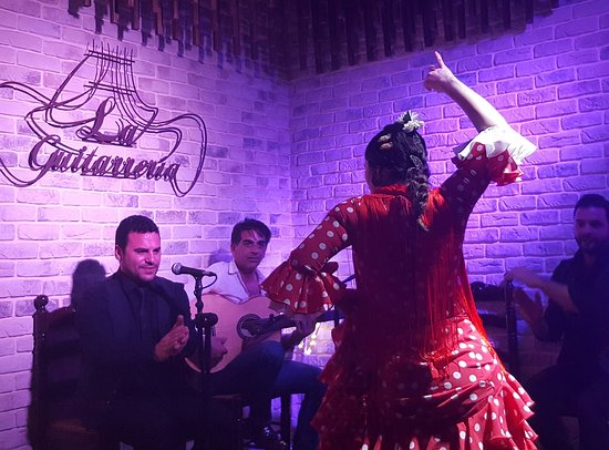La Guitarreria Tablao Flamenco