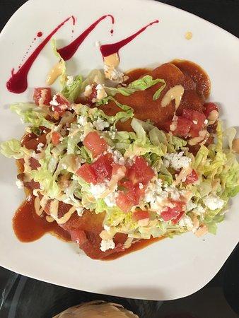 Rio: Amazing table side guacamole and enchiladas