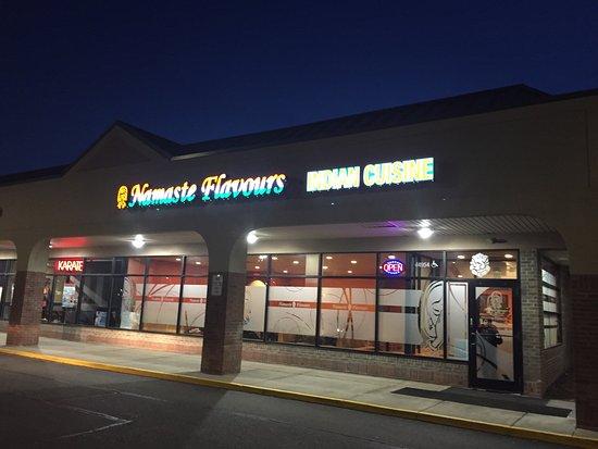 Farmington, MI : Great place for Indian food.