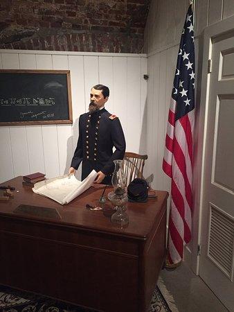 Fort Monroe's Casemate Museum: photo0.jpg