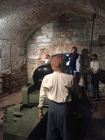 Fort Monroe's Casemate Museum: photo2.jpg