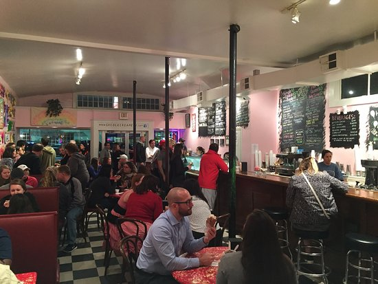Photo of American Restaurant Creole Creamery at 4924 Prytania St, New Orleans, LA 70115, United States