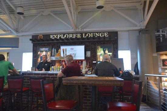 Explorer Lounge Charlotte Restaurant Reviews Photos