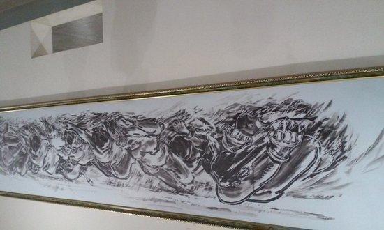 Mymensing, Bangladesch: Art work