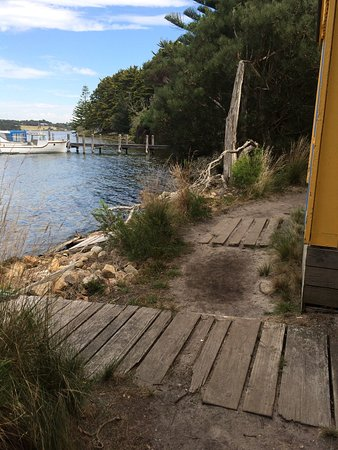 Paynesville, Australia: Along the track to the start of the track to Jones Road