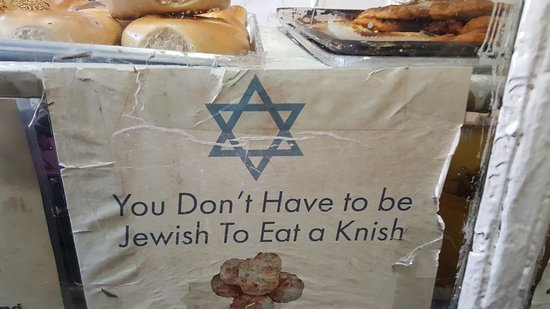 Photo of Eastern European Restaurant Yonah Shimmel Knish Bakery at 137 E Houston St, New York, NY 10002, United States