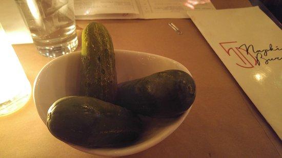 「Five napkin Pickle」の画像検索結果