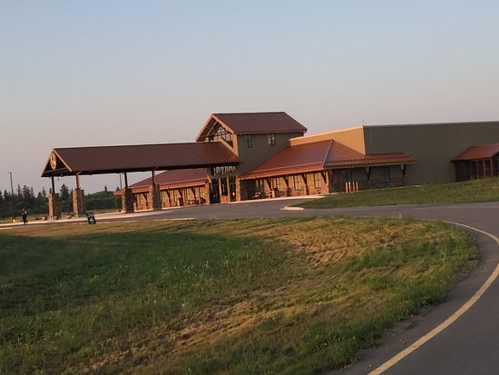 Exterior view Sand Hills Casino 777 Sand Hills Drive, Carberry, Manitoba