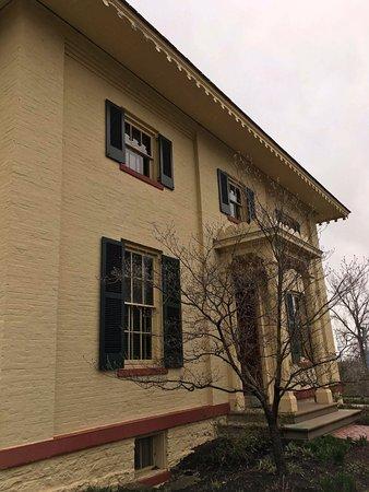 William Howard Taft National Historic Site : Exterior