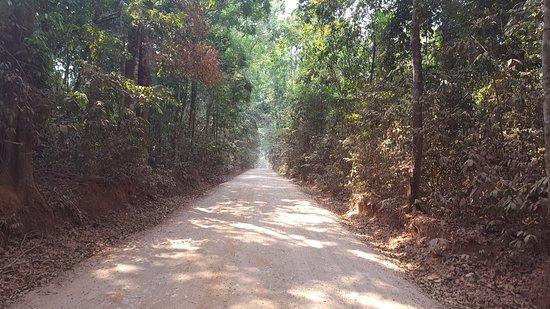 Khmer Ways - Moto Adventures Day Tours: Kulen mountain