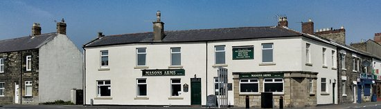 Amble, UK: Masons Arms