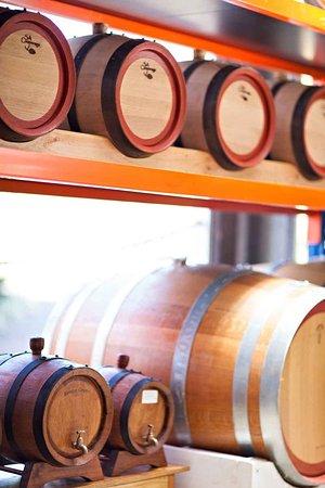 Sarina, Austrália: Our barrel aged brown rum