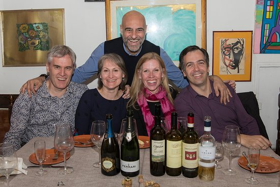 Off The Vine with Marco Lori: Wine Pairing dinner with Marco Lori