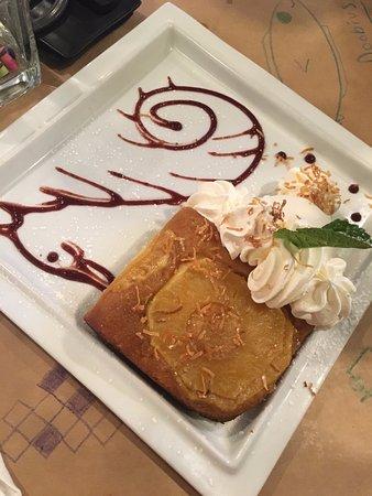 Cudjoe Key, FL: Pineapple Upside-Down Cake