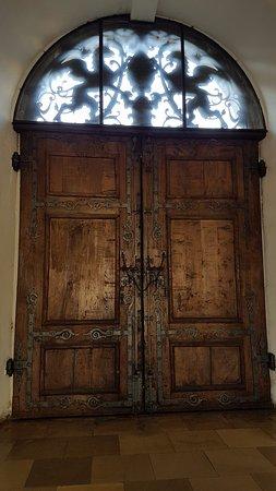 Augsburg City Hall (Rathaus): Beautiful entry door
