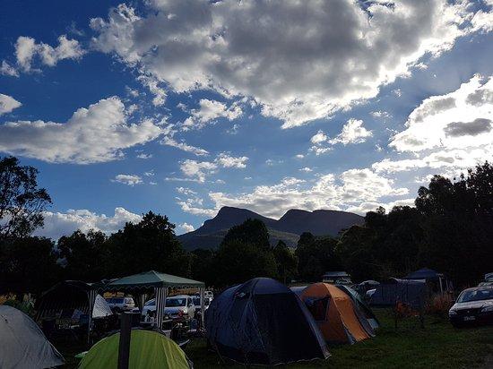 Pomonal, Αυστραλία: Grampians Paradise Camping and Caravan Parkland