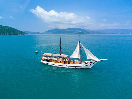 Bophut, Thailand: Samui Island Cruise - Baidee on Sails at Koh Madsum