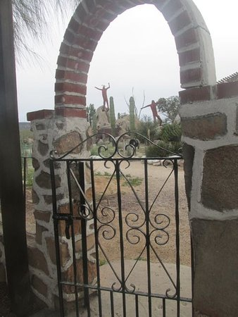 Catavina, เม็กซิโก: sculpture garden!