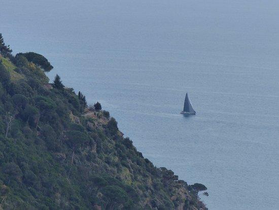 Parco Naturale Regionale di Portofino: la cote